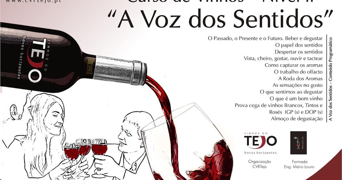 Curso de vinhos rj