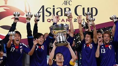 jepun juara piala asia afc 2011