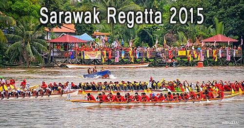 Sarawak Regatta 2015