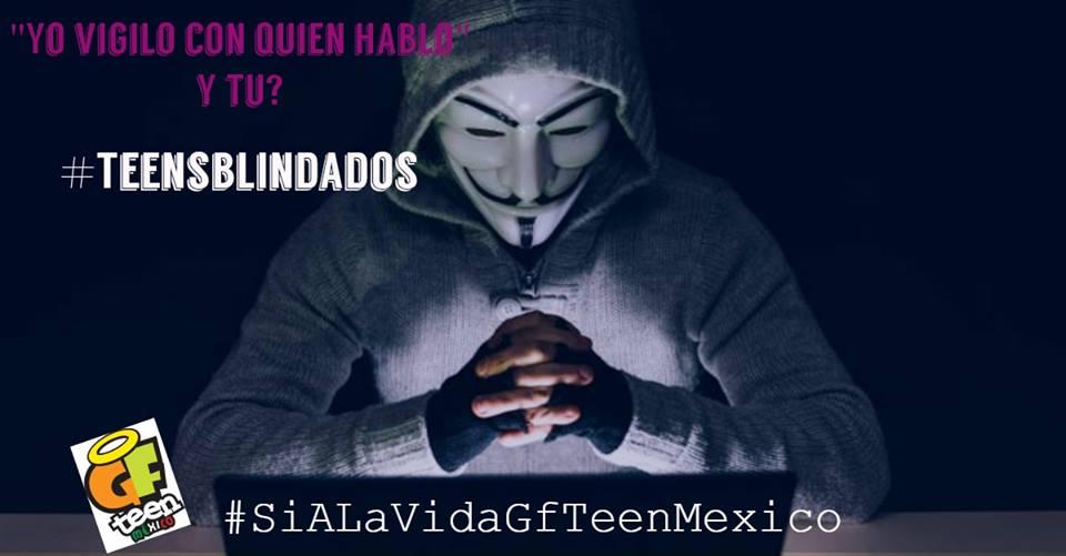 #TeensBlindados