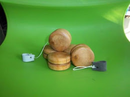 senang yoyo kayu atau mainan jadul?