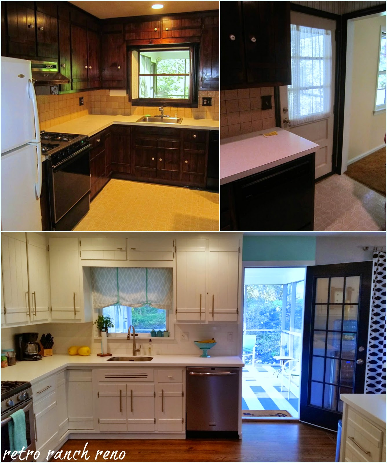 Kitchen Renovation Dos And Don Ts: Retro Ranch Reno: Our Rancher: Before & After