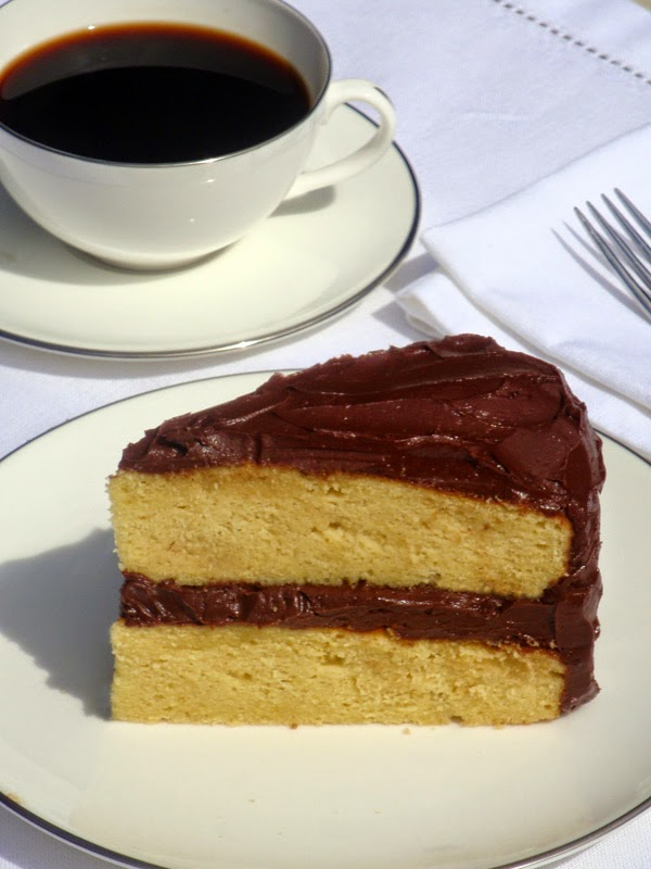 yellow cake recipe david s yellow cake yellow cake with chocolate ...