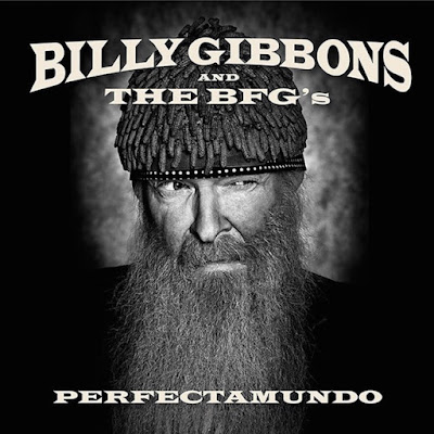 Billy Gibbons - Perfectamundo - cover