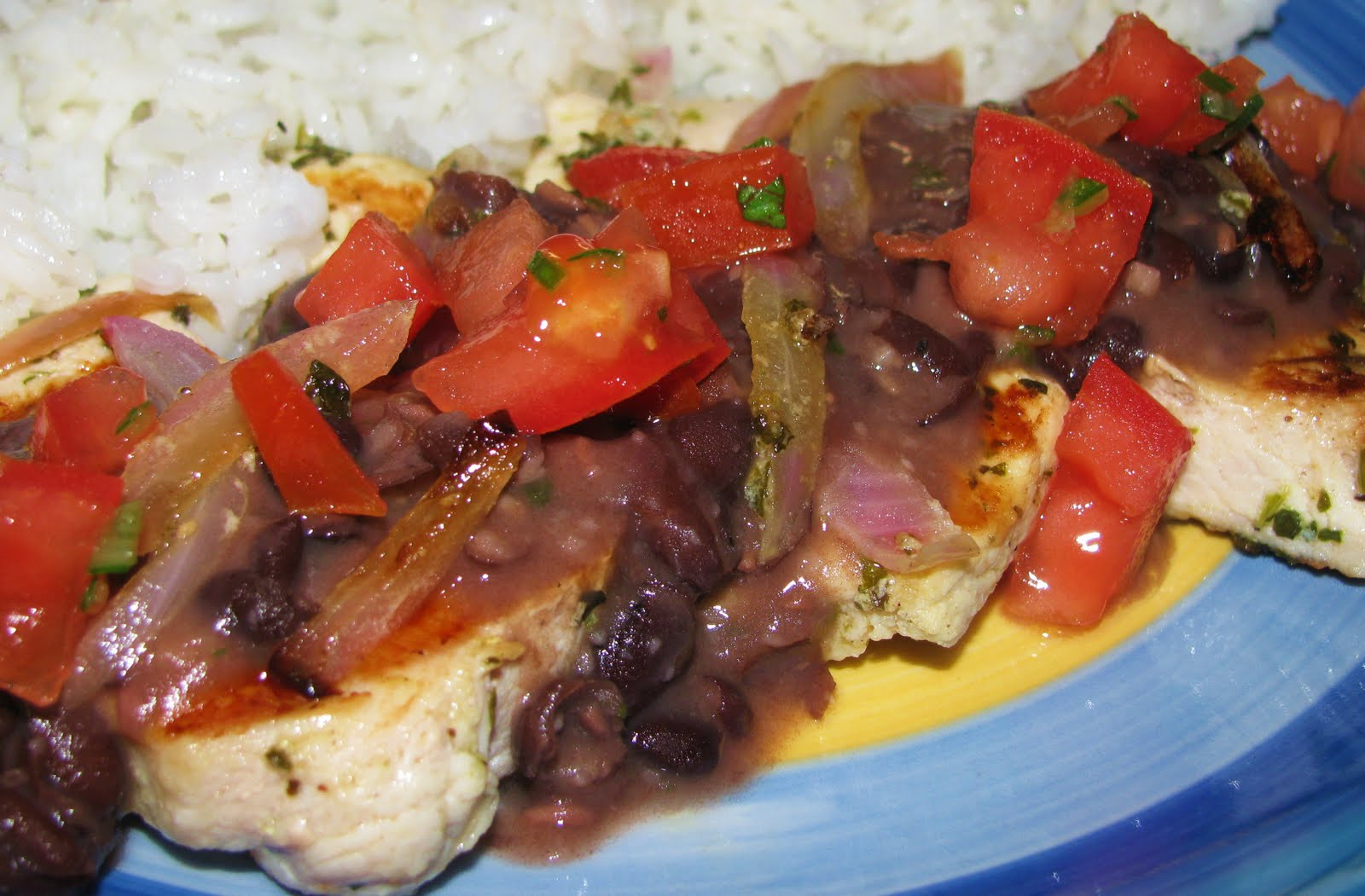 Grilled Lime Chicken With Black Bean Sauce Recipes — Dishmaps