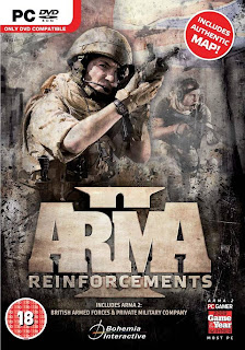 Download Free ARMA II Reinforcements Full PC Game
