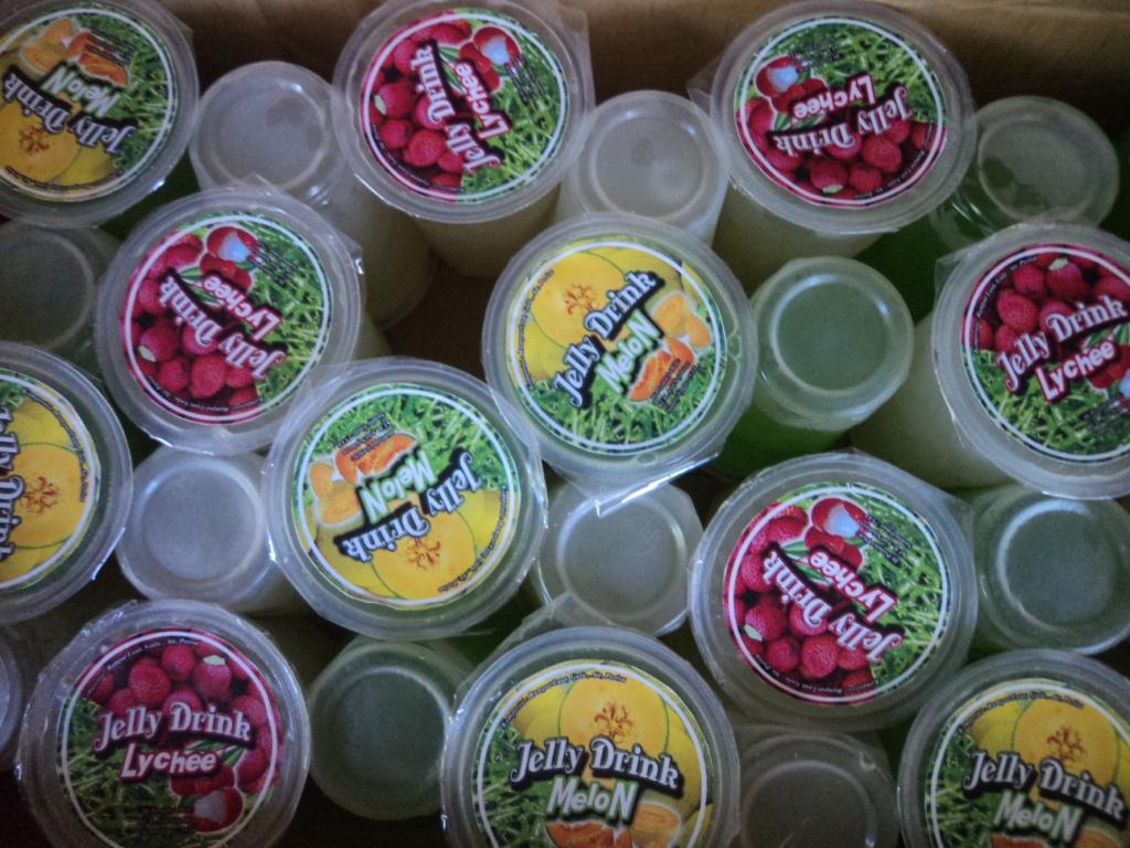 Rumput laut indonesia aneka olahan rumput laut dari sumbawa contoh produk jelly drink rumput laut ccuart Gallery