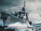 Onboard tour - HMAS Vampire