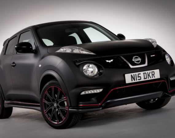 BATMAN THE DARK KNIGHT RISES X NISSAN JUKE NISMO