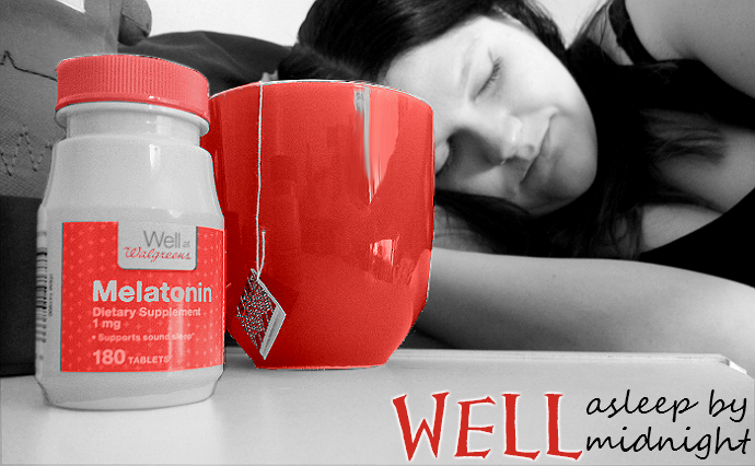 Melatonin For Natural Sleep #WellAtWalgreens #Shop #Cbias