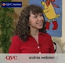 Andrea Webster QVC UK