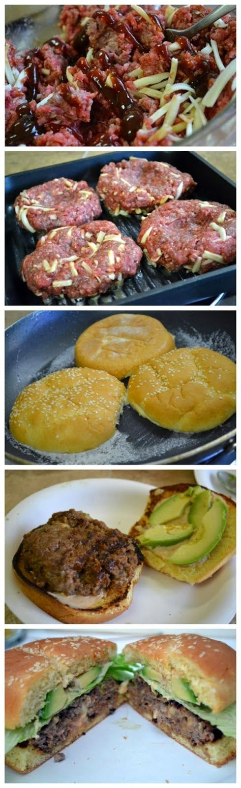 How To Make Best Burger Recipe Ever with Secret Sauce
