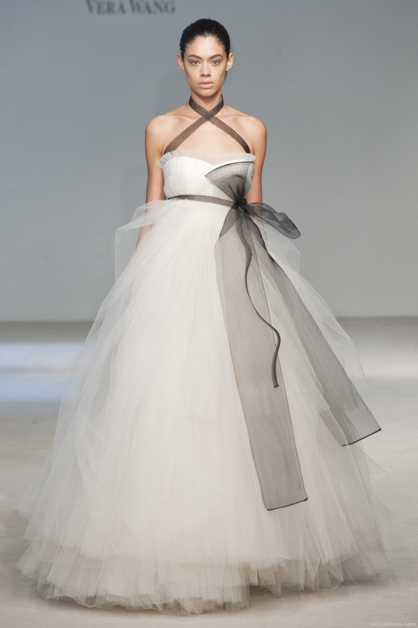 Wedding dresses vera wang 2012 for Best vera wang wedding dresses