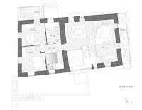 Planta alta casa unifamiliar en Arbo - Casa Chandaspuga