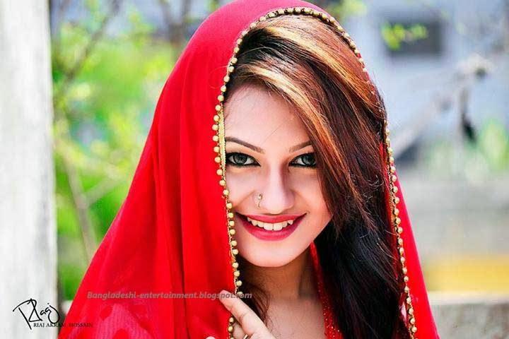 Bangladeshi Model Nusrat Faria Mazhar Pic 6