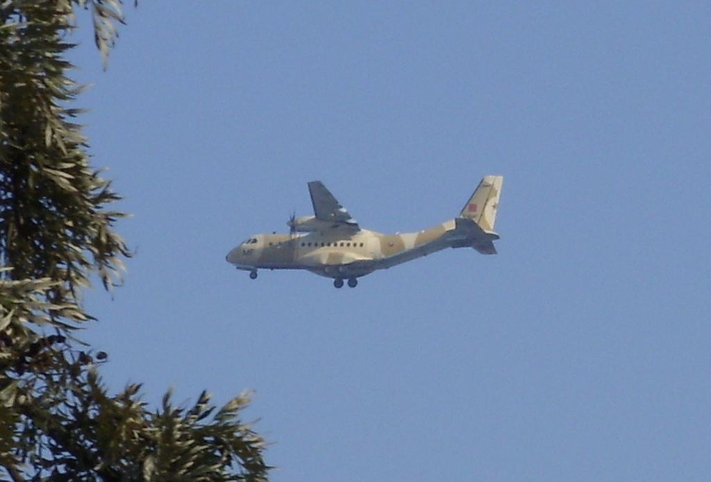 FRA: Photos d'avions de transport - Page 21 Airtech+CN-235-100M+CNA-MF