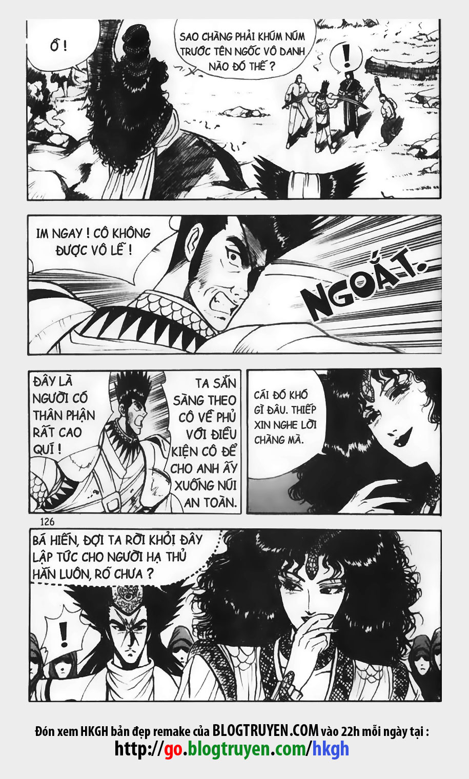 Hiệp Khách Giang Hồ chap 19 page 22 - IZTruyenTranh.com