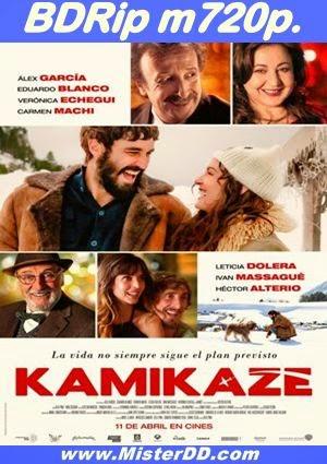 Kamikaze (2014) [BDRip m720p.]