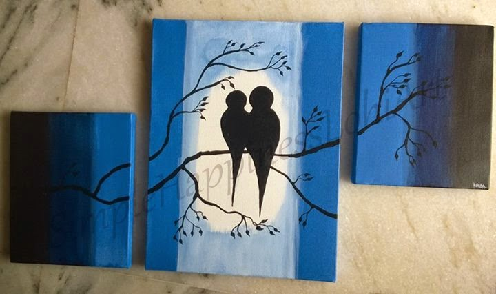 Love Birds B