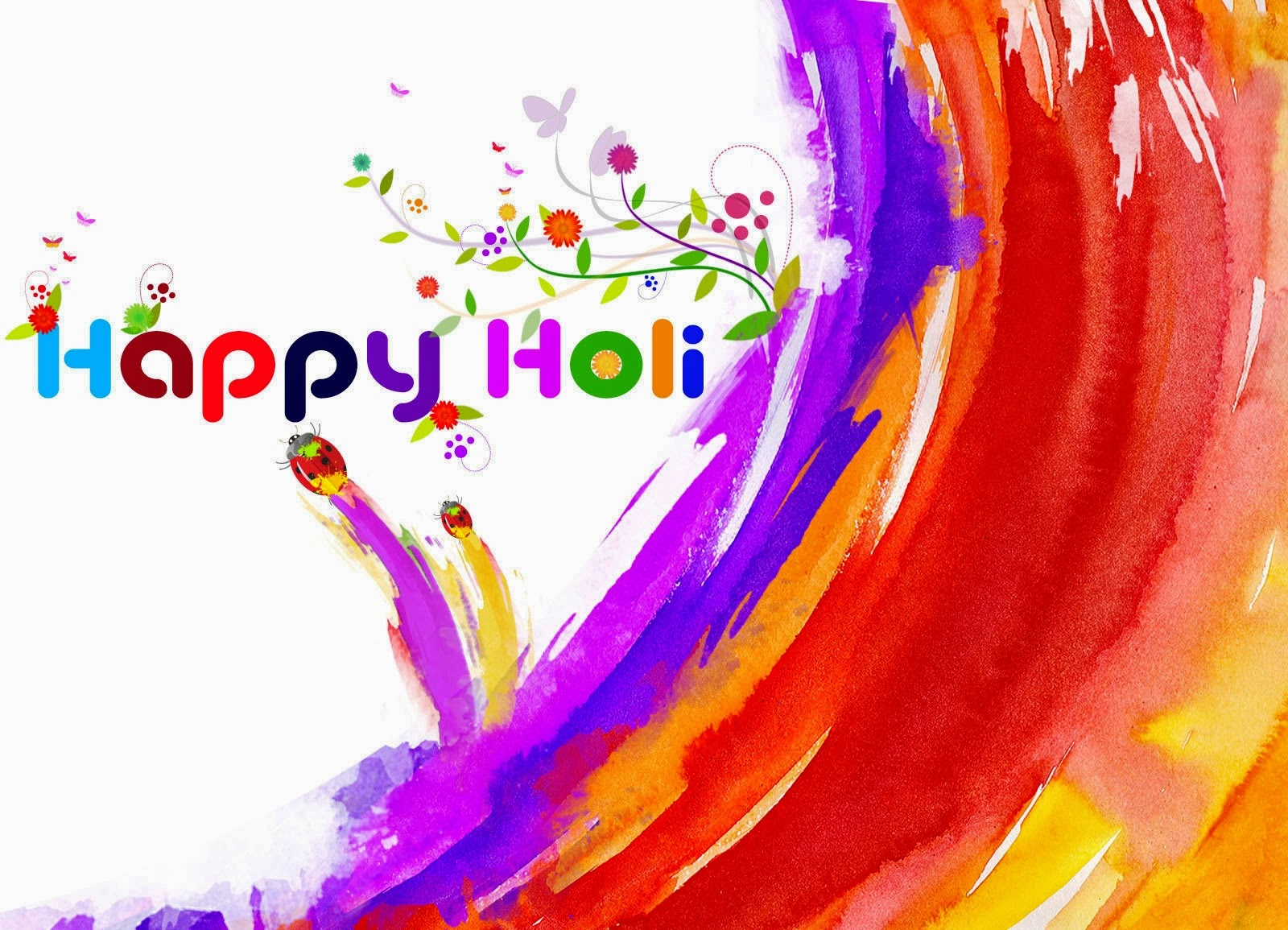 Holi Images for Facebook Timeline