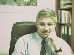 Helga König im Gespräch mit Dr. Shahid Nasim, Firma Phytomisan