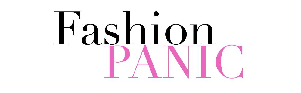Fashion Panic