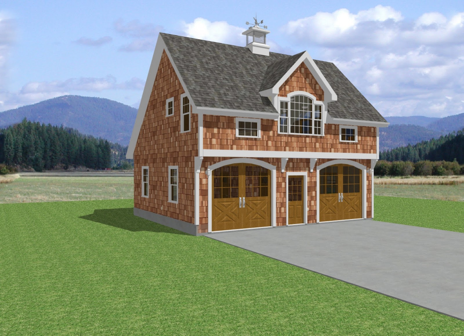 Modular home builder huntington homes of vt builds new for Modular carriage house