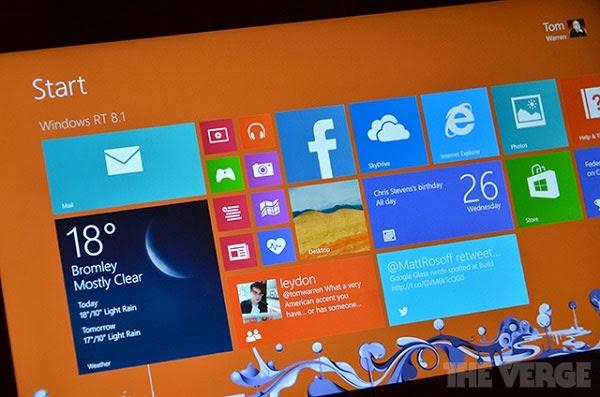 Khắc phục lỗi hao pin Trên Windows RT 8.1 của Surface RT