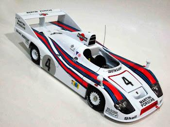 Porsche 936/77 Le Mans 24Hr Winner #4 '77 - TrueScale Miniatures