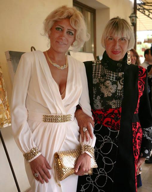 Cristina Manukyan e Rita Castigli