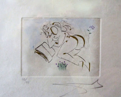 """Обнаженная VI. Серия """"Обнаженные Аполлинера"""""""