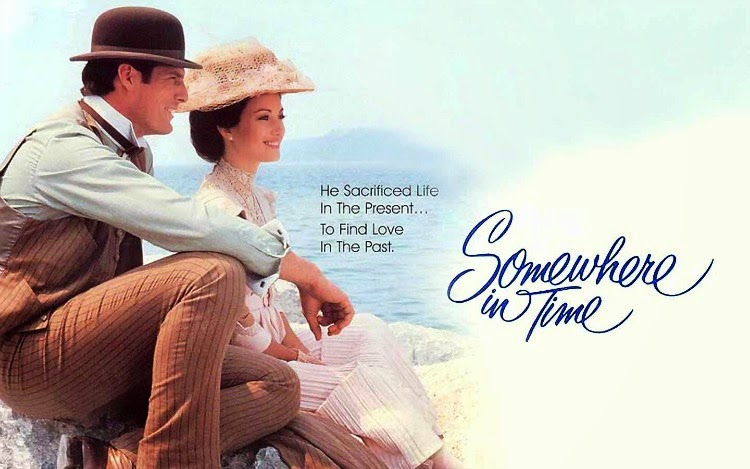 A Vintage Nerd, Classic Film Blog, Vintage Blog, Time Traveling Movies, Somewhere In Time