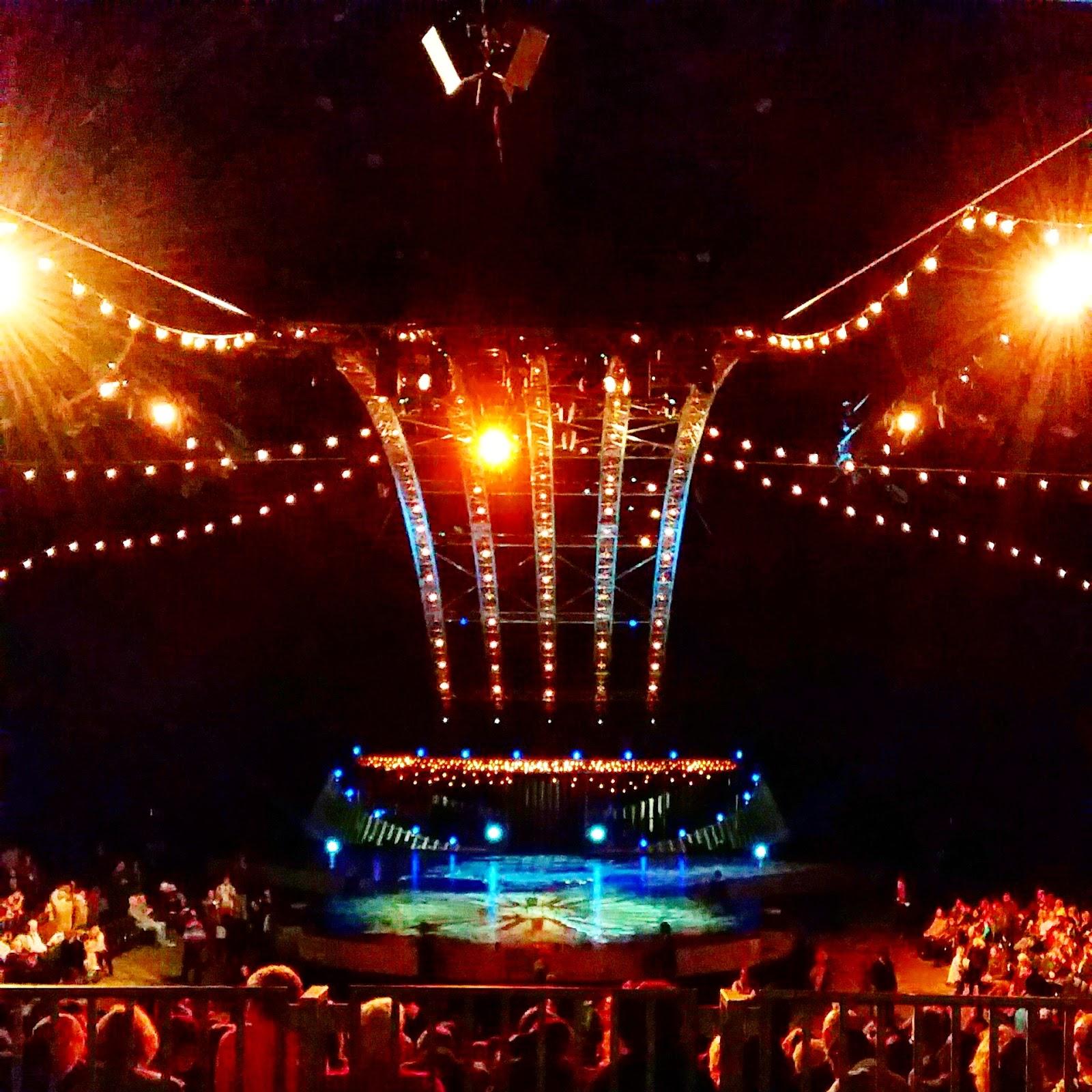 cirque du soleil ahoy