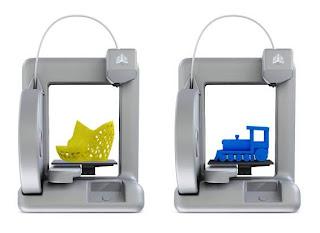 Cube 3D printer. cubify.com