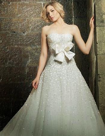 Abendkleider Schones Brautkleid Fuhren Verschiedene Romantisch