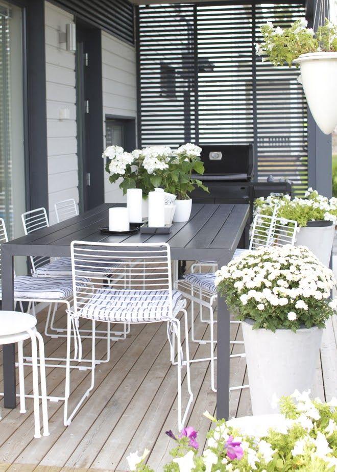 Hogar diez terrazas peque as c mo sacarles todo el partido - Como decorar una terraza pequena ...
