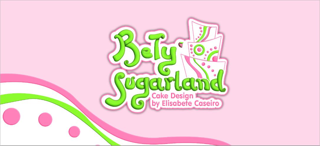 Bety' Sugarland - Cake Design by Elisabete Caseiro