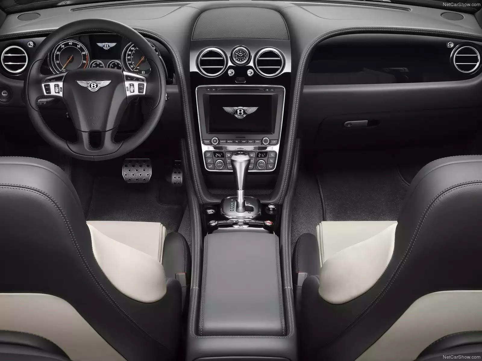 Hình ảnh xe ô tô Bentley Continental GT V8 S 2014 & nội ngoại thất