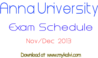anna university time table,3rd sem, 5th sem, exam schedule,time table