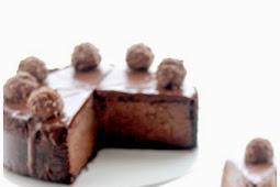 Triple Chocolate Kahlua Cheesecake