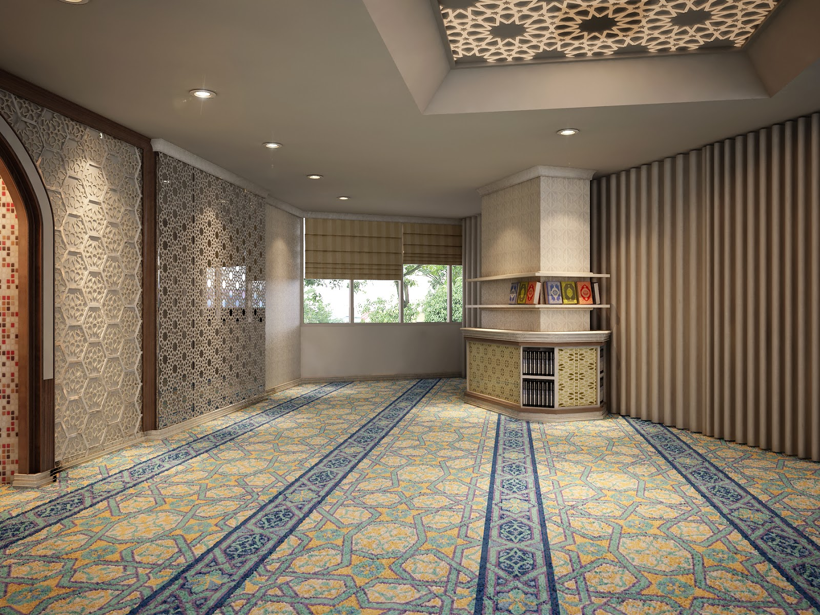 Centara design interior design works for Designs of the interior
