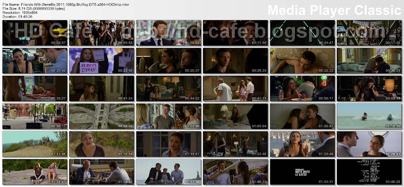 Friends with Benefits 2011 video thumbnails