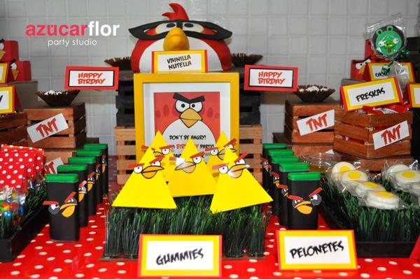 Si Quieres Ver Otra Mesa De Angry Birds Visita La Entrada De