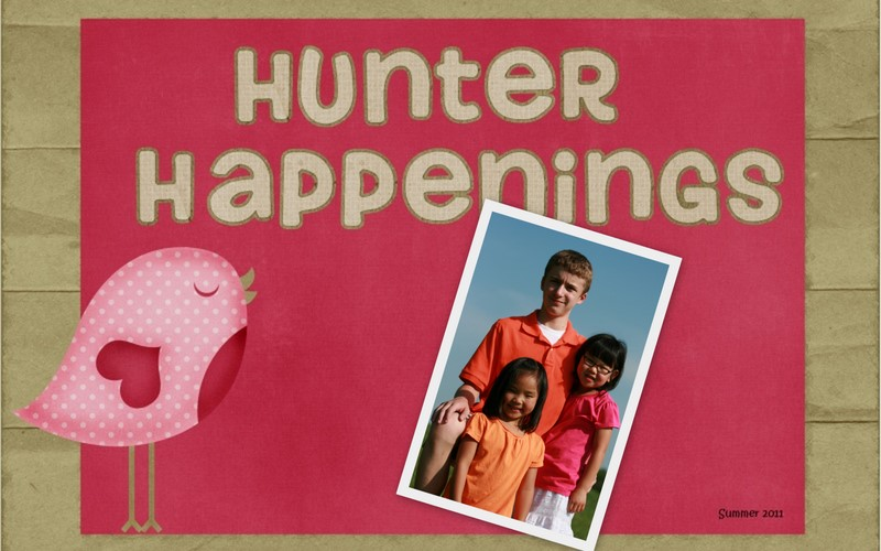 Hunter Family