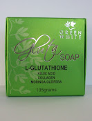 Moringa soap with Glutathione