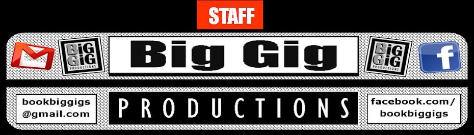 Big Gig STAFF