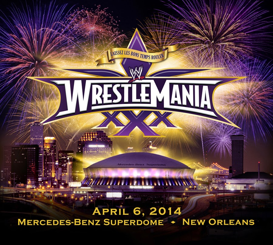 Wrestlemania Xxx Predictions The Crowes Nest