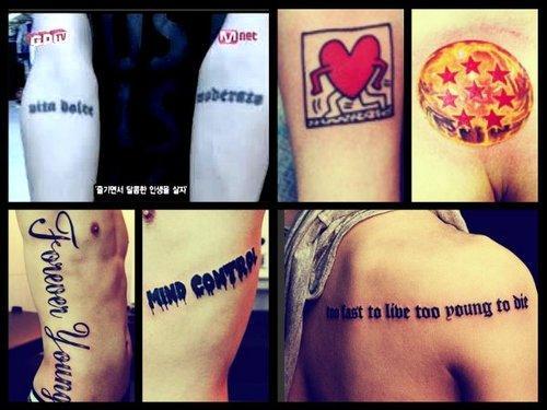 G Dragon 2013 Tattoos G-DRAGON IS V.I.P: G-D...