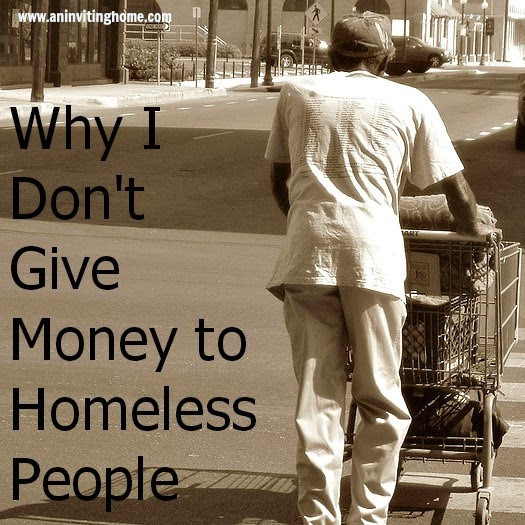 some help to the homeless essay