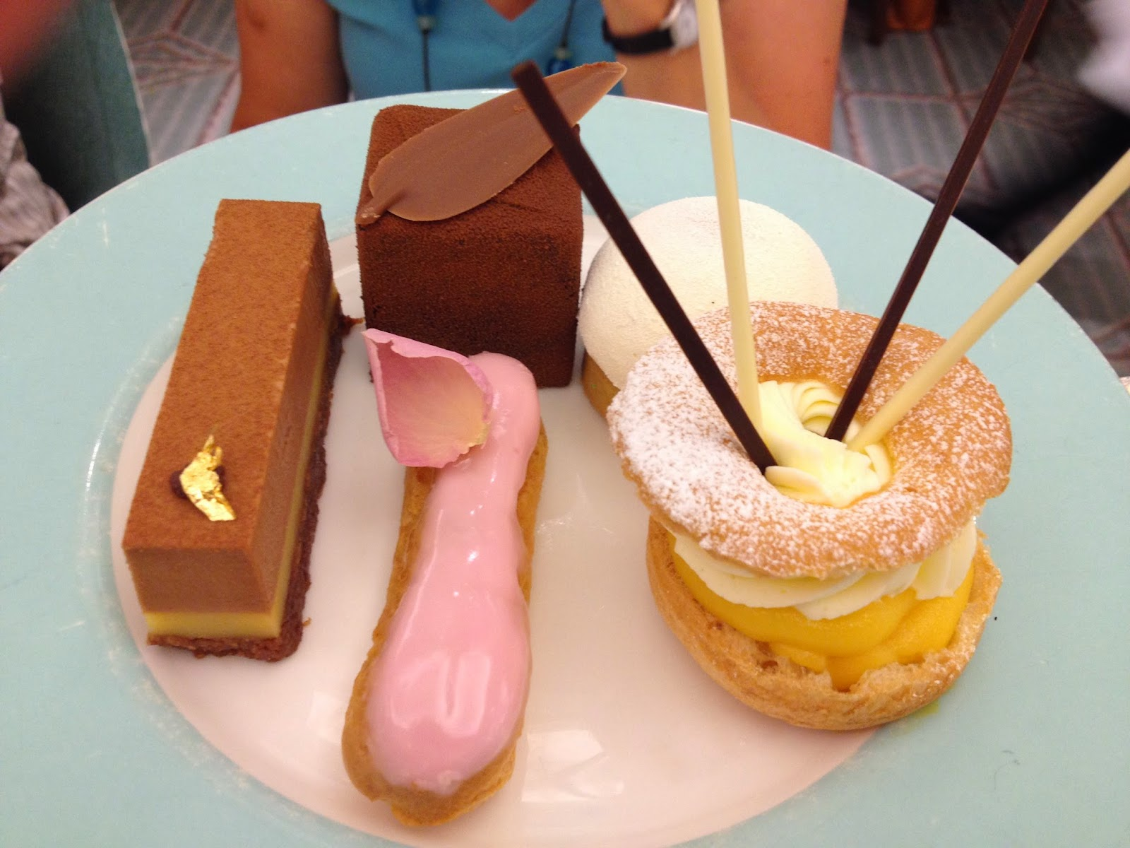 Review Fortnum and Mason